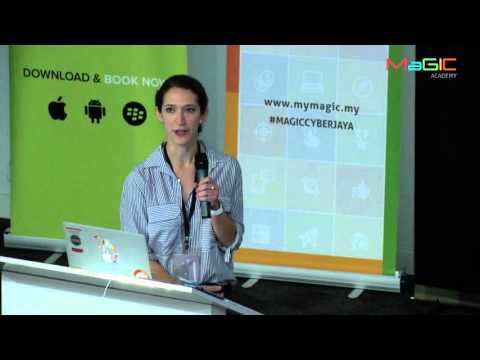 MaGIC Academy - Designing products using the latest trends (Arielle Zuckerberg)