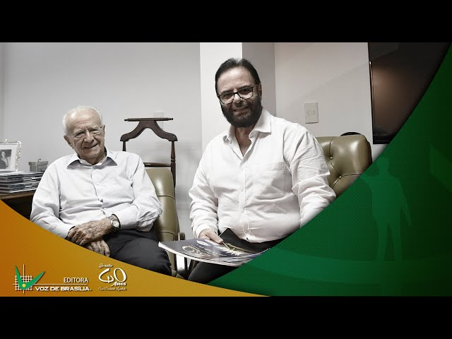 Entrevista com Osório Adriano Filho, Fundador e Presidente da Brasal | Jornalista Paulo Fayad