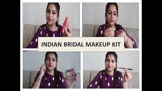 INDIAN BRIDAL MAKEUP KIT-THE ULTIMATE GUIDE - WEDDING SALE