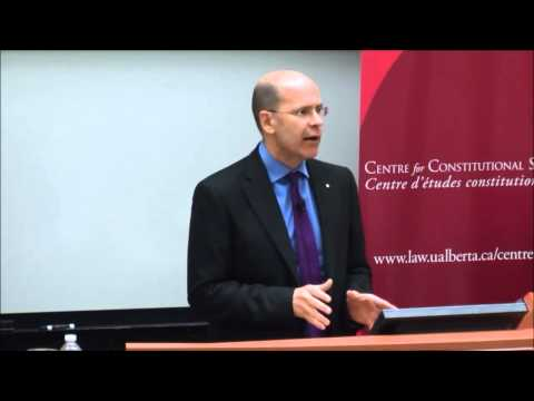 "Professor George Williams, AO ""Anti-Terrorism Laws and Human Rights"""