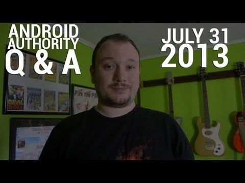 July 31, 2013