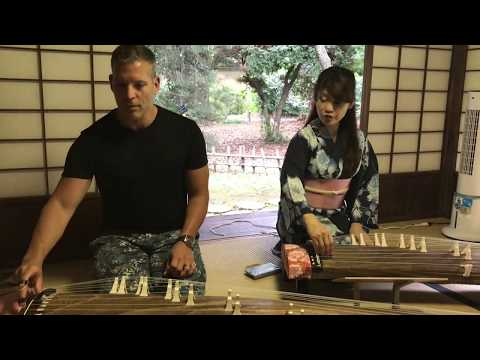 My Traditional Koto Private Class at the Tokyo National Museum