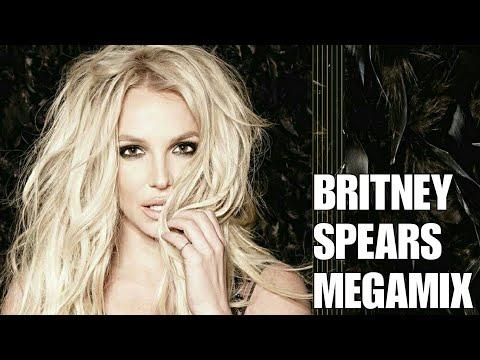 Britney Spears - Megamix 2019 (The Evolution Of Britney)