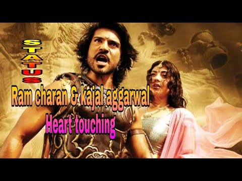 Tumne Diya Jo Tohfa Mujhe Judai Ka /ramcharan And Kajal Aggarwal/falling From The Mountain /status