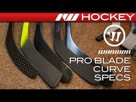 NHL Pro Curve Insight Including #99's // Warrior Pro Stick Office