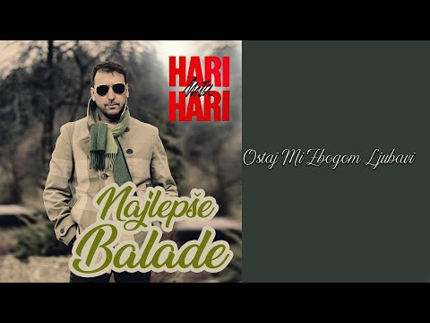 Hari Mata Hari - Ostaj mi zbogom ljubavi - (Audio 2002)