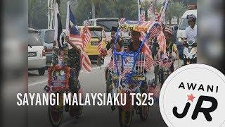 #awanijr: Sayangi Malaysiaku Ts25