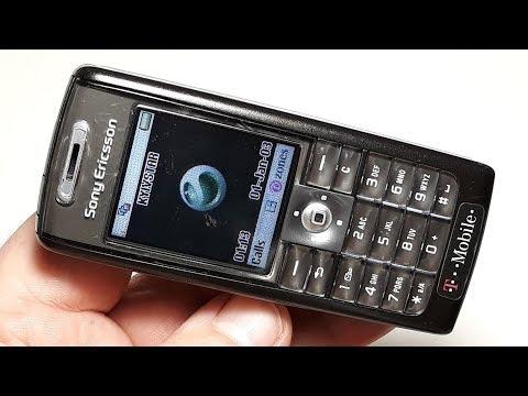 Sony Ericsson T630 Ретро телефон из Германии. Капсула времени. Тесты. Обзор. Проверка