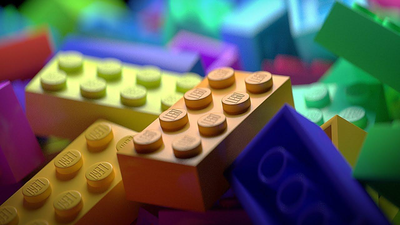 Rendering LEGO Bricks in Blender | TIME LAPSE - YouTube