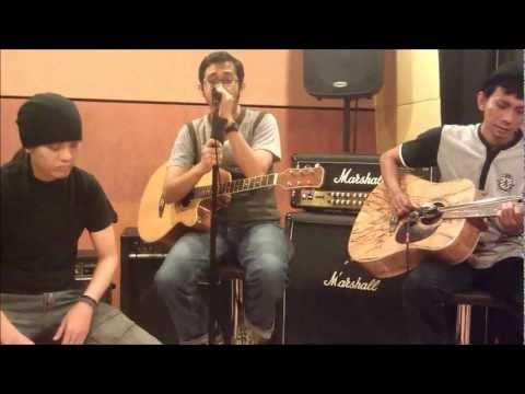 Akhirnya - Gigi ( The Mind Charger acoustic cover) Band Akustik Jakarta