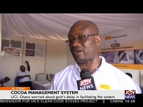 Cocoa Management System - Joy News Today (13-10-17)