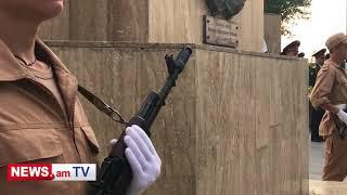Посещение русского военного кладбища в Армении и фестиваль имени Арно Бабаджаняна