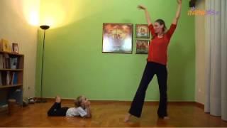 Δημιουργικό παιχνίδι με το παιδί: Μουσική - κίνηση