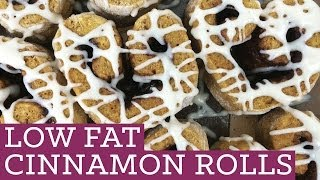 Low Fat Cinnamon Rolls - Mind Over Munch Episode 16