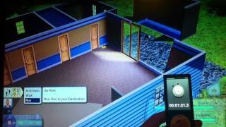 Sims 3 Xbox 360 - Killing a Sim in Less than 5mins