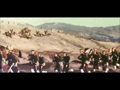 China vs Japan - 1895 - Battle Scene