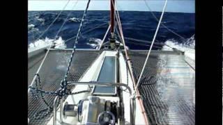 catamaran outremer 50/55 nouvelles étraves