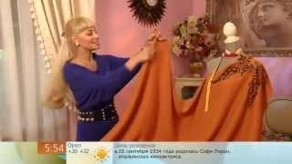 170 - Ольга Никишичева. Пуловер с вышивкой