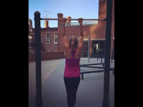 Meghan Callaway The Ultimate Pull-Up Program Client Testimonial Video
