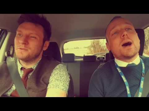 Carpool Karaoke By staff and students from Tottington Primary School