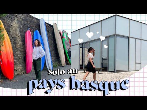 VACANCES SOLO 🏄🏻♀️ Pays Basque