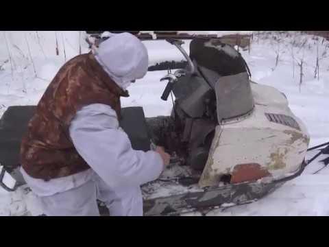 Супер-карбюратор на снегоход Буран - часть 2-я.