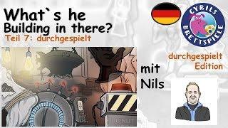 Cyrils Brettspiele - What`s he building in there? Brettspiel (S30E07) - das Endspiel