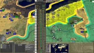 Supreme Ruler 2020 - Atlantic Federation - part 1