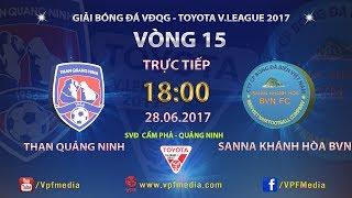 Than Quang Ninh vs Khanh Hoa Nha Trang full match