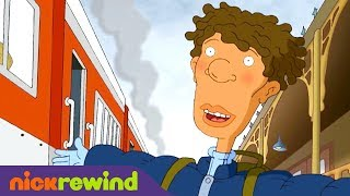Darren Runs to Catch a Train | As Told By Ginger | NickSplat