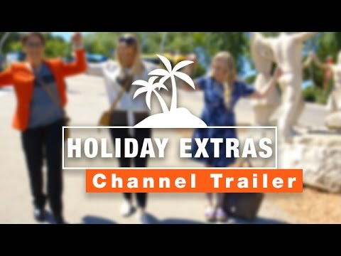 Holiday Extras Travel Guides | Channel Trailer!!!