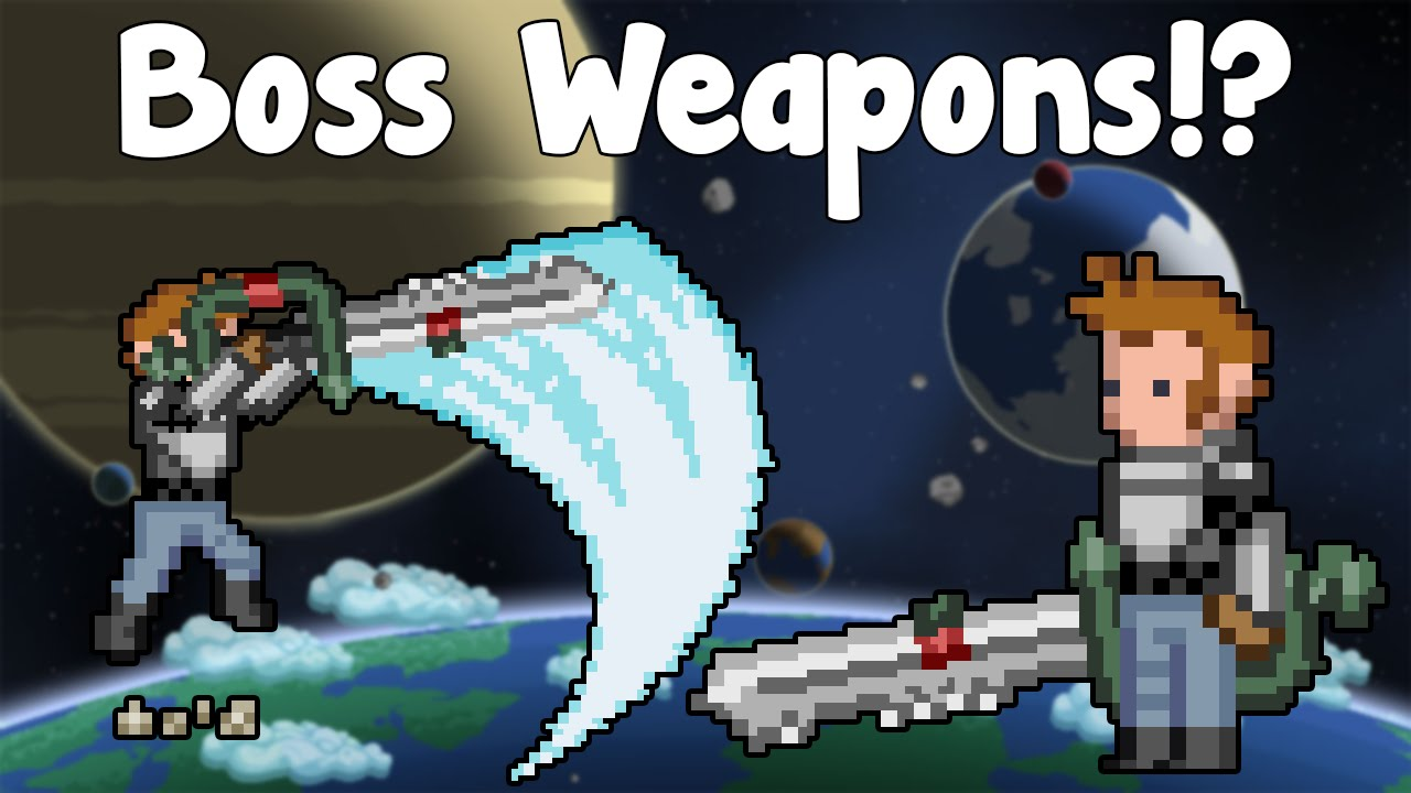 Ultimate reference for spawning weapons - ALL the things ...