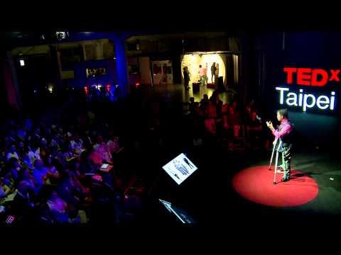 別只看「沒有」,向你的困境借東西:火星爺爺(許榮宏)Logan Hsu at TEDxTaipei 2014