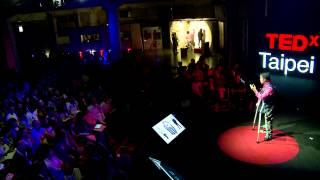 別只看「沒有」,向你的困境借東西:火星爺爺(許榮宏)Logan Hsu at TEDxTaipei 2014 thumbnail