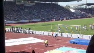 Eintracht Braunschweig vs FC Erzgebirge Aue - Saison 2011/2012 - Kurzvideo