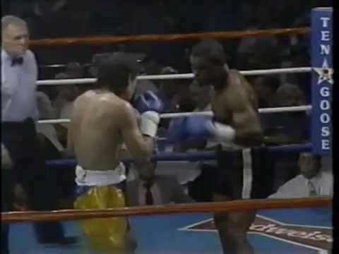 WBC Championship fight- Louis Howard vs Engels Pedroza