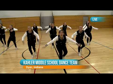 Kahler Middle School Dance Team: Part 2