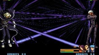 [TAS] K' VS Igniz (KoF 2001)