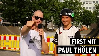 FIRST: Paul Thölen  freedombmx (2013)