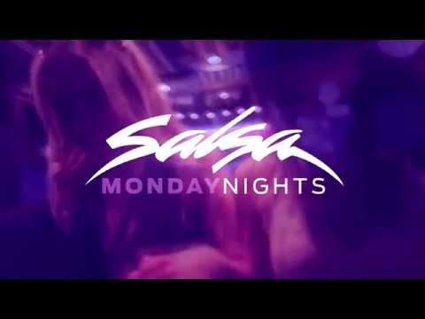★★★ Salsa Monday Nights ★★★ (PROMO VIDEO)