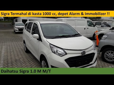Daihatsu Sigra 1.0 M review - Indonesia