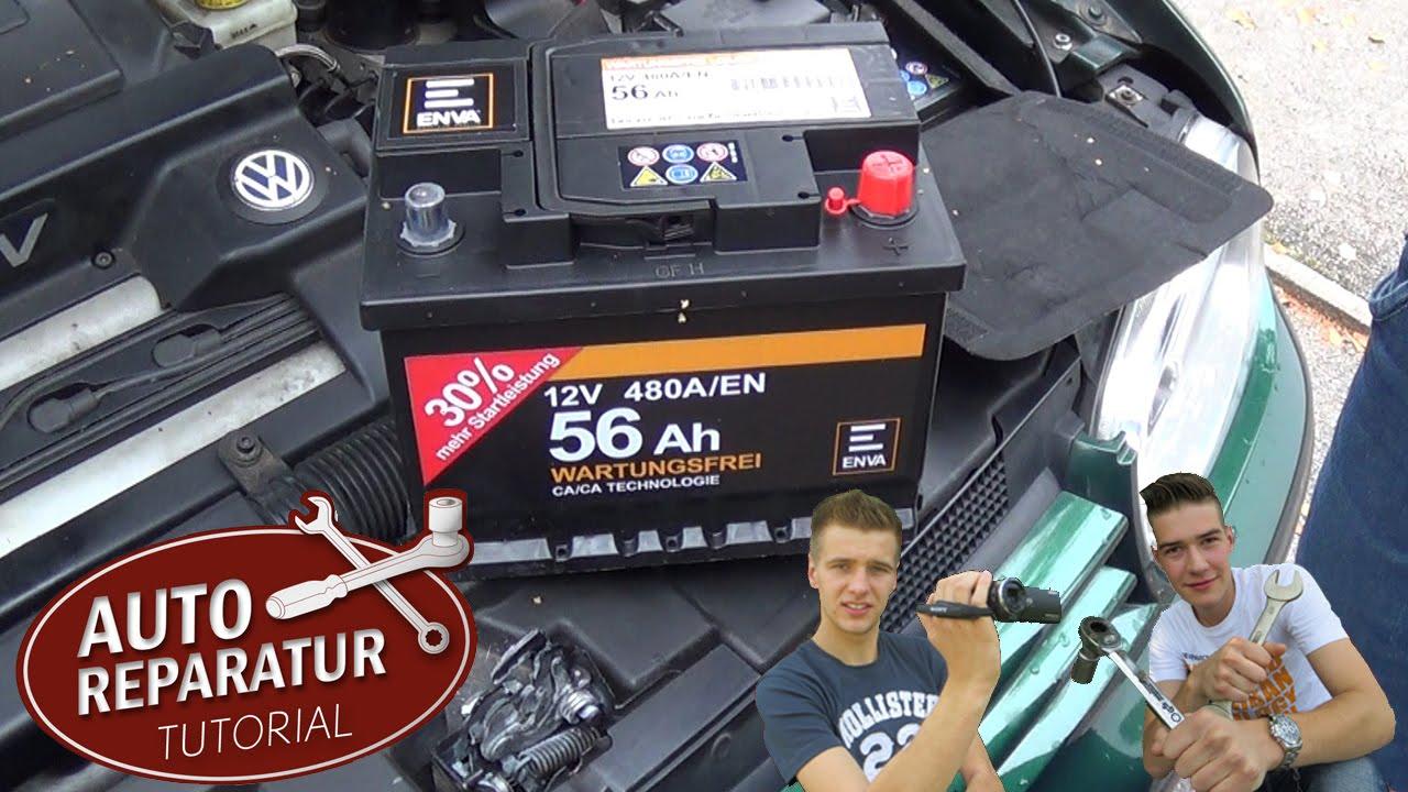 Fuse Box Location Batterie Richtig Wechseln Autobatterie Wechsel Diy