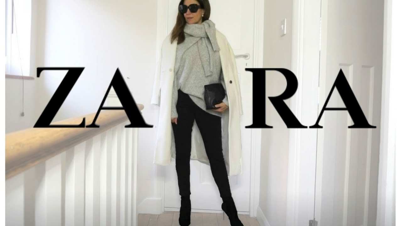 [VIDEO] - ZARA Winter Try On Haul December 2019 | Fashion Over 40 8