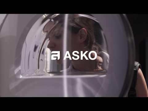 ASKO at IFA 2018 -Landry room in less than 1 sqm