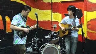 """Saito Johnny (with Taro Inoue) """"Tokyo Metropolitian Girl"""" @ Cheapo Discs (Austin, TX) 3.16.2012"""