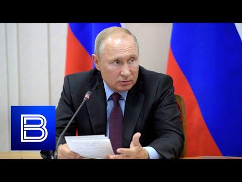 Putin Keeps Iron
