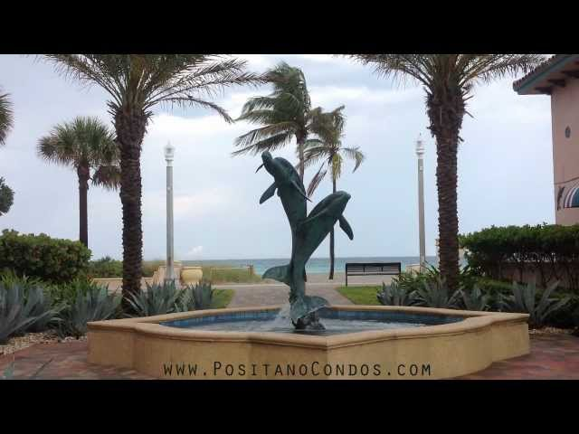 A Video Tour of Villas of Positano & Positano Beach Oceanfront Condo