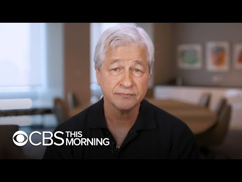 JPMorgan Chase's Jamie Dimon on new initiatives for minority business owners, economic recovery