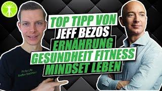 TOP TIPP von Jeff Bezos❗ Ernährung   Gesundheit   Fitness   Muskelaufbau   Abnehmen   Mindset  Leben