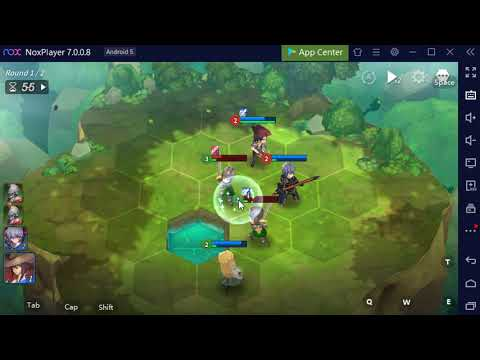 Play Kingdom of Heroes Season 2 : The Broken King on PC with NoxPlayer